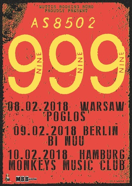 999 Live in Germany & Poland